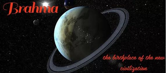 Brahma Postcard