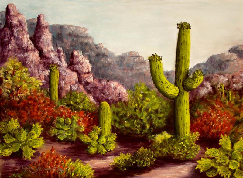 Tucson On My Mind