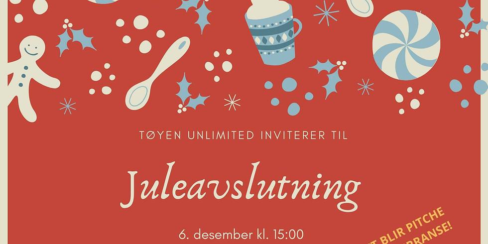 Juleavslutning med Tøyen Unlimited!
