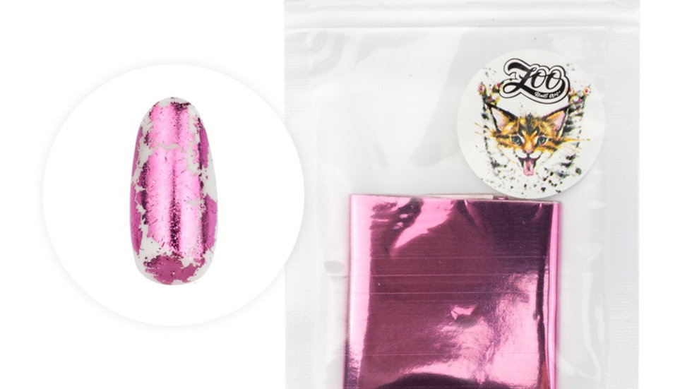 Foil 4x50cm (1427) Pink gloss