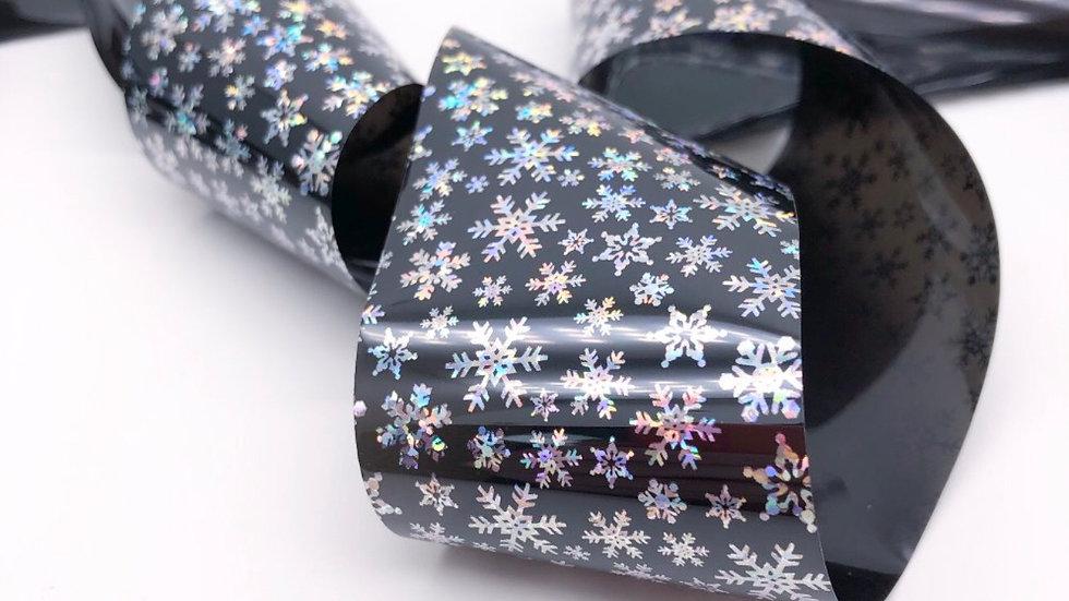 Foil 4x50cm (1454) Snowflake