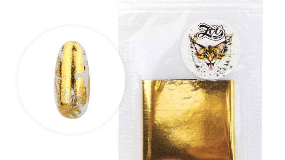 Foil 4x50cm (1416) Gold gloss