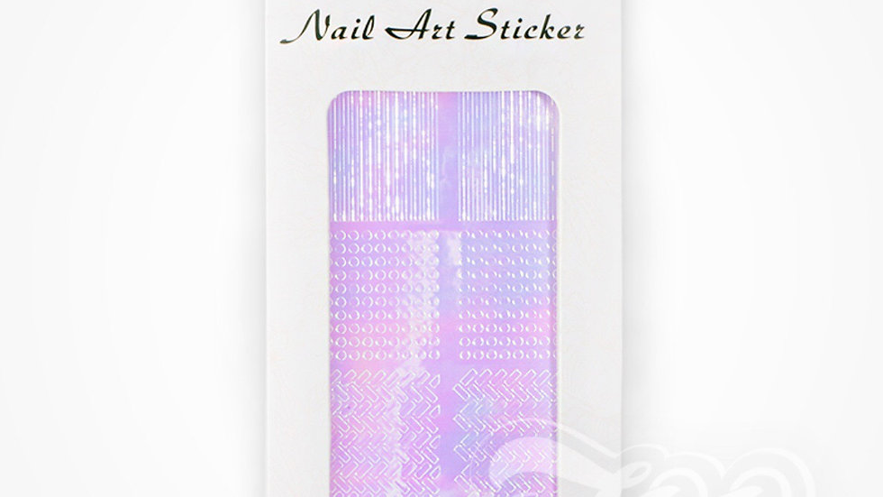 Nail Art Stickers (1366)