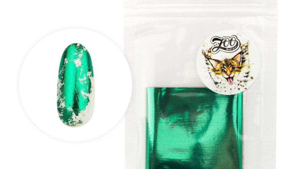 Foil 4x50cm (1421) Green gloss