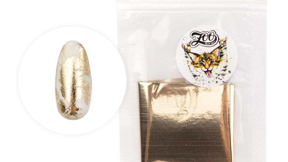 Foil 4x50cm (1415) White gold