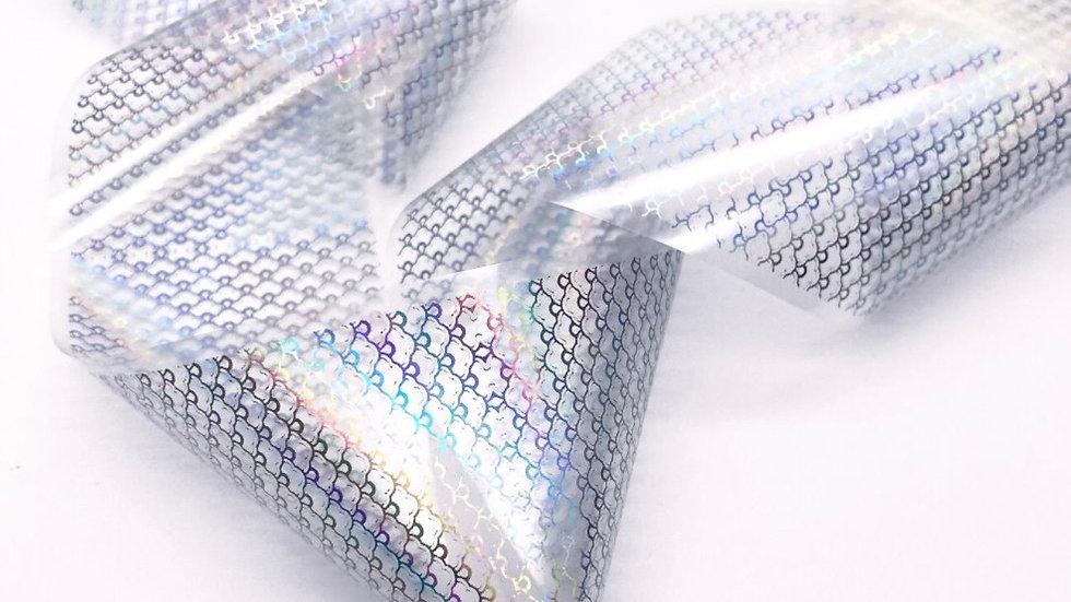 Foil 4x50cm (1470) Holographic lace