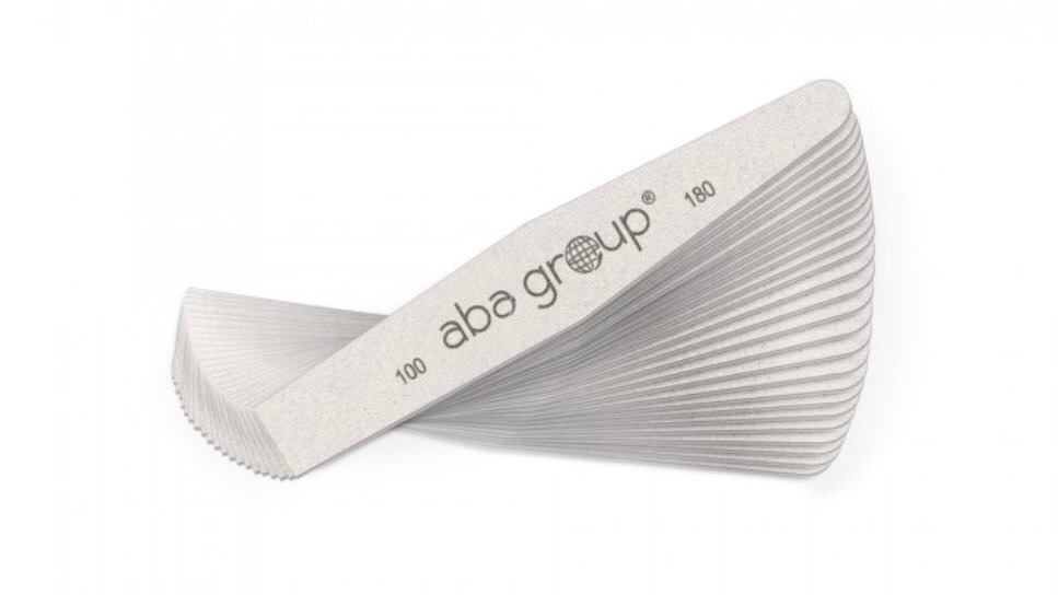 ABA Group Diamond nail file 100/180 10pcs