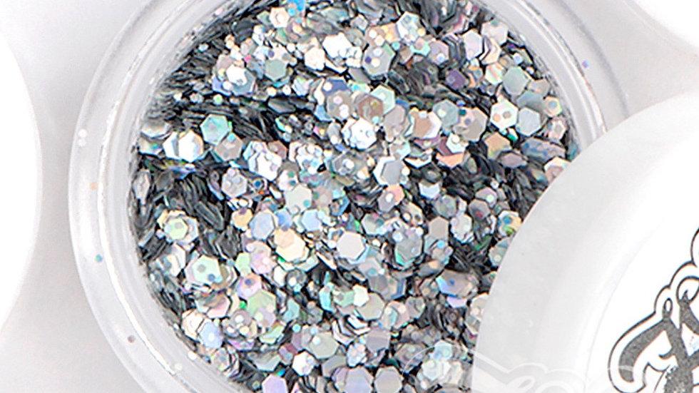 Glitter 2g (1335) Hexagon mix