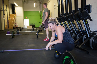 CrossFit Neart Burlington Ontario Box