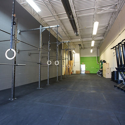 CrossFit Box Burlington Ontario