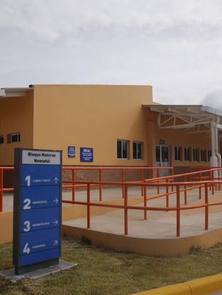 Hospital Enrique Aguilar Cerrato