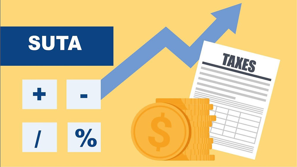 SUTA tax rates can change year over year