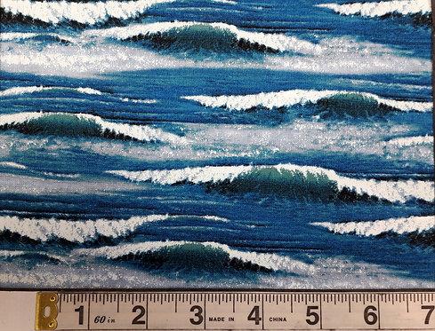 Landscape Medley - Sea Blue