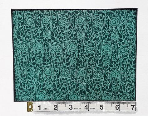 Liberty Emporium - Merton Rose - Turquoise
