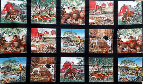 Red Barn Rural