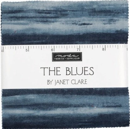 The Blues - Janet Clare