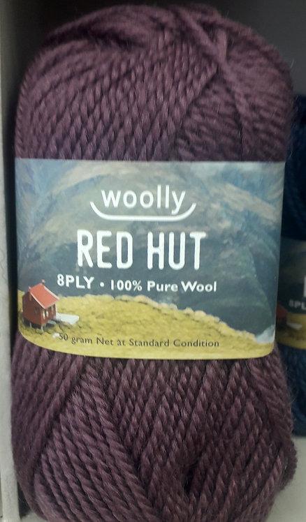 Red Hut Shade15 Dark Lilac