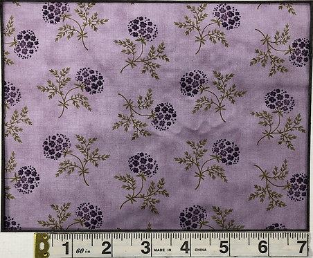 Clover Meadow Puffball Lilac