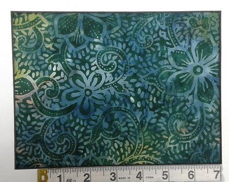 Artisan Batik - Green