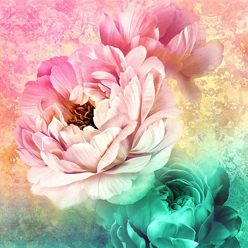 Royal Beauty Digital panel -Pink#58-30701