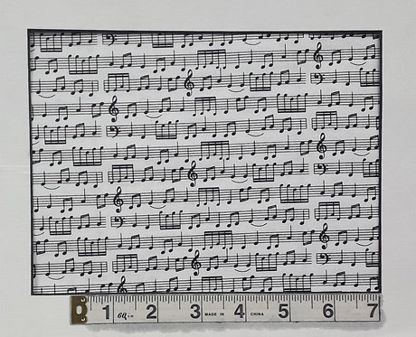 Music - Music Sheet