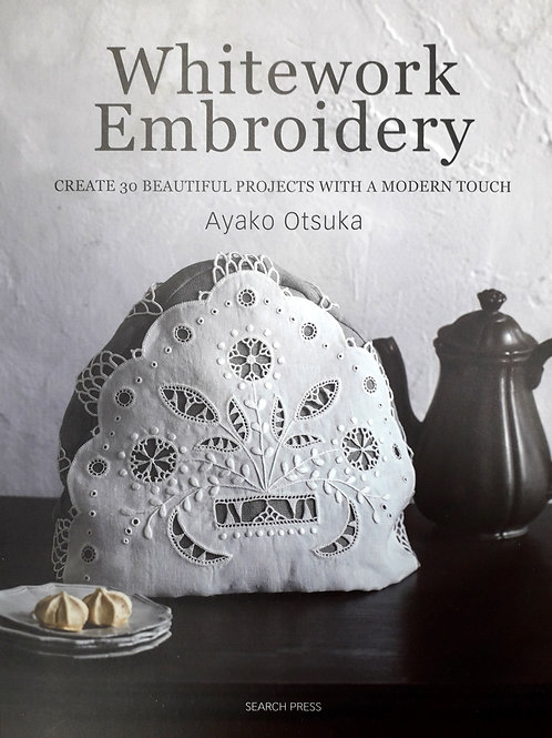 WHITEWORK EMBROIDERY [out of stock]