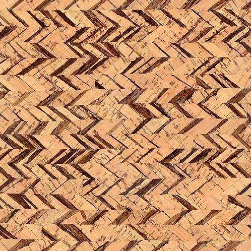"Cork fabric #11 - 15"" x 18"""