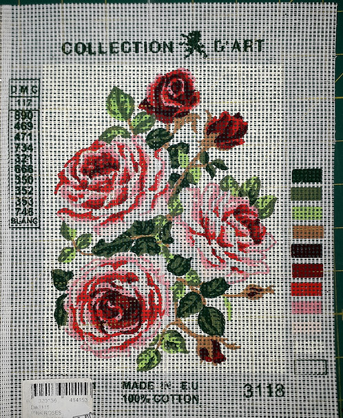 Collection d'arte Tapestry 3118 - Roses