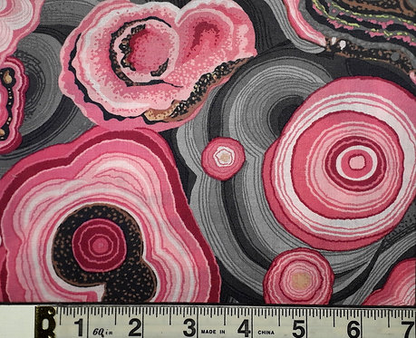 Agate Pink Grey