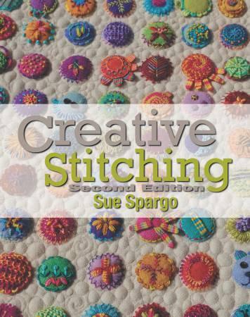 Creative Stitching 2 by Sue Spargo