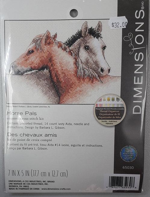 Dimensions - Horse Pals
