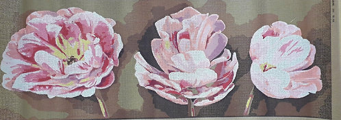 Collection D' Art Canvas Flower