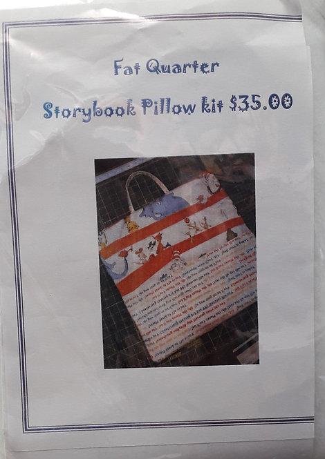 Fat Quarter Storybook Pillow Kit