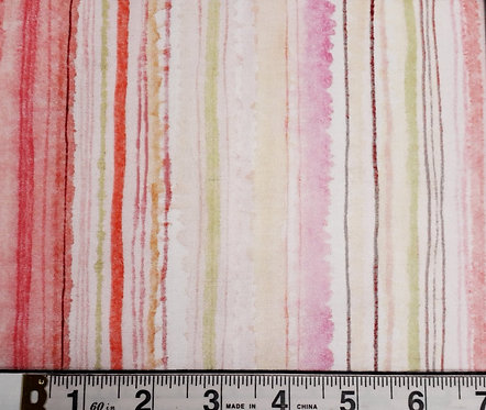 Peony Blooms - Stripes