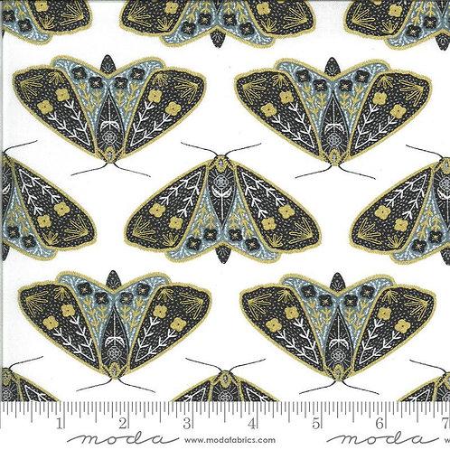 Flight of the Moths - Ivory/Sky