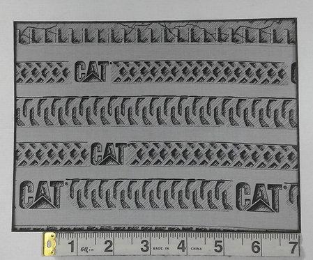 Cat- Tracks - Grey