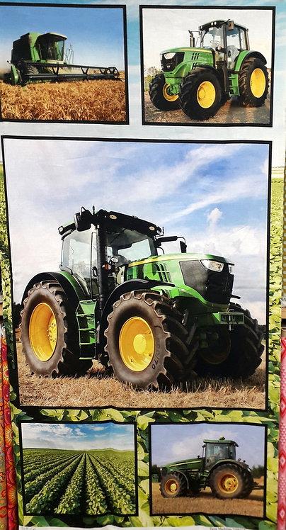 Farm Machines- Panel