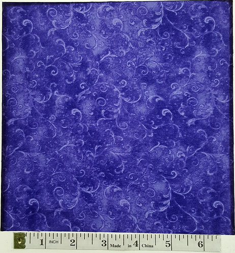 Filigree Blue/Purple