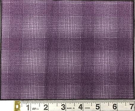 Clover Medadow Plaid Purple