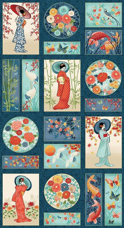 Michiko Panel