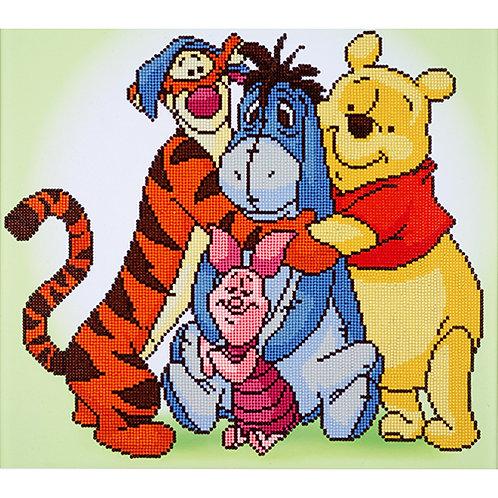 Diamond Dotz Pooh & Friends