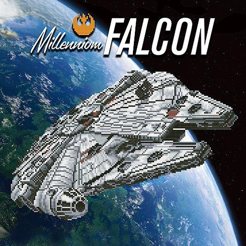 Diamind Dotz Millenium Falcon