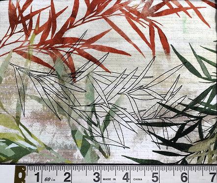 Peony Dance - Bamboo Grass