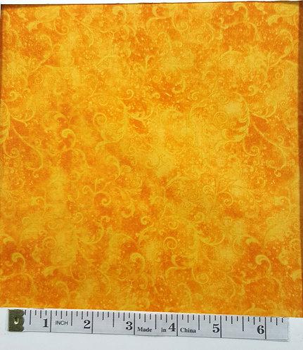 Filigree Orange