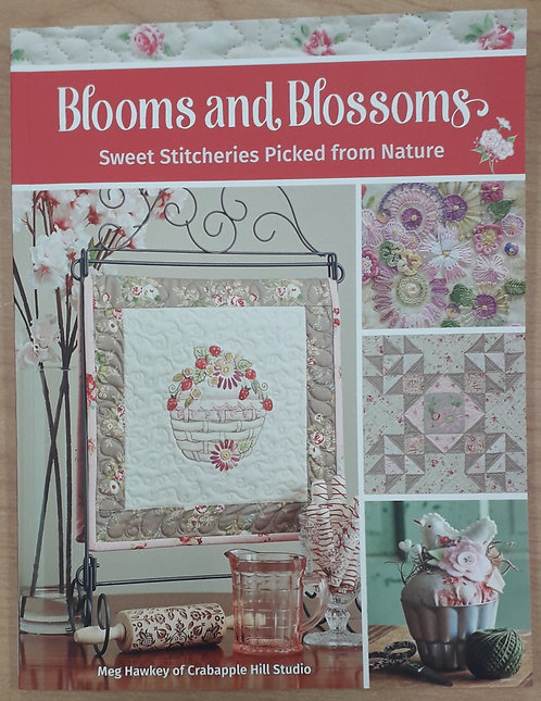 Blooms And Blossoms - Meg Hawkey