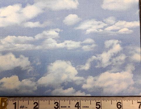 Landscape Medley - Light Blue Clouds