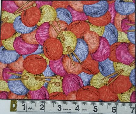 Wyndham Knit&Purl Raspberry