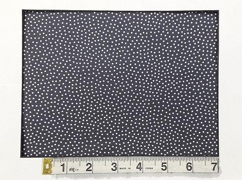 Freckle Dot - Steel Grey