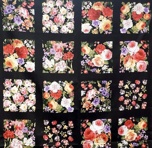 Ayana Floral Panel