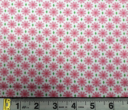 Good Days by Moda - Diamond Daisies Pink